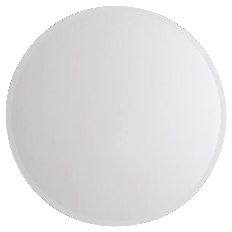 spiegel mirror rund d 60 cm vermietung 5 90. Black Bedroom Furniture Sets. Home Design Ideas